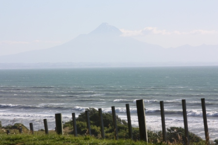 New Plymouth's coastal walkway