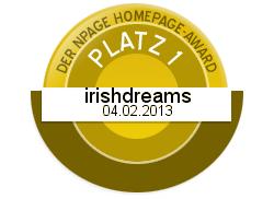 Award - Platz 1