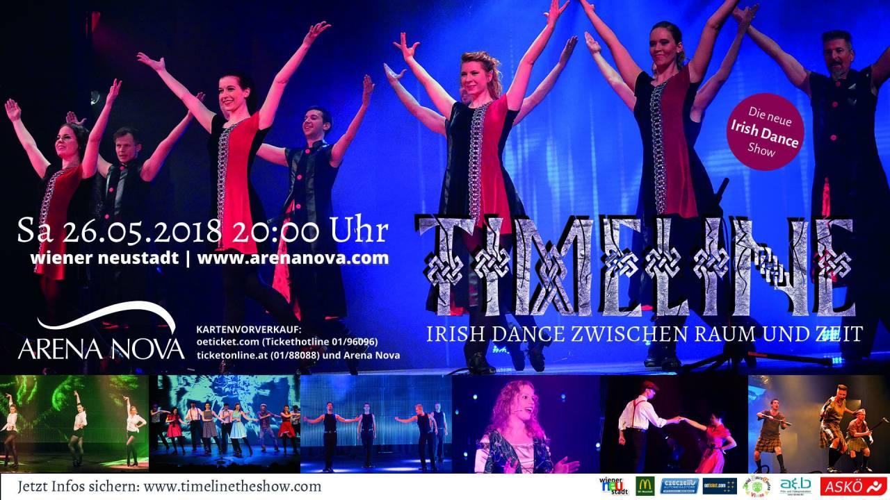 TIMELINE - Arena Nova 2018