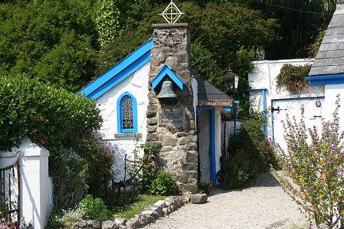 Irlands kleinste Kirche