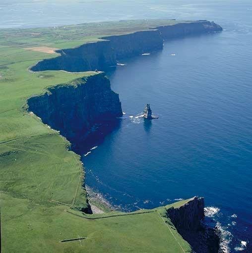 Irische Landschaft