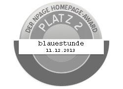 Award 2.Platz