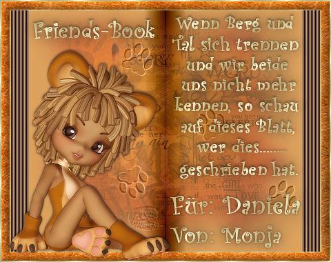 Friendsbook von Monja