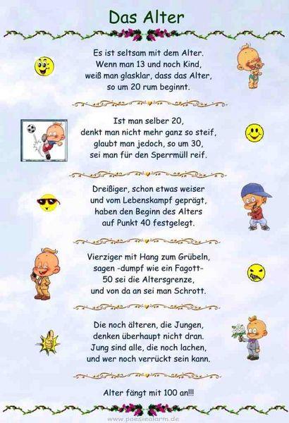 Sprüche Zum 100 Geburtstag - Vorlagen