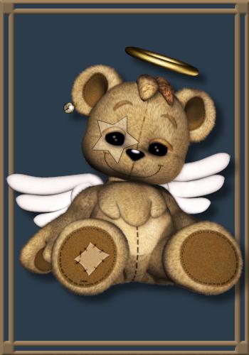 Schutzengel Teddy