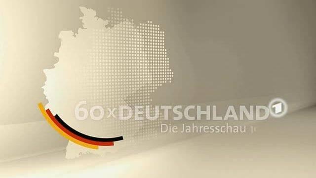 60 x Deutschland die Jahresschau