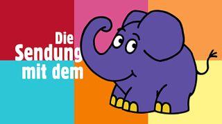 Spiel und Spaß mit dem Elefanten
