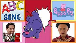 Elephant-English for Kids