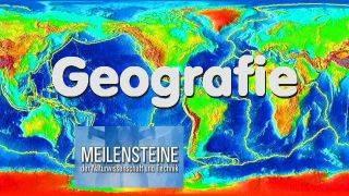 Meilensteine der Geografie
