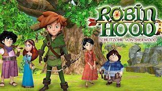 Robin Hood Schlitzohr von Sherwood