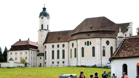 Deutschland - Die Wieskirche