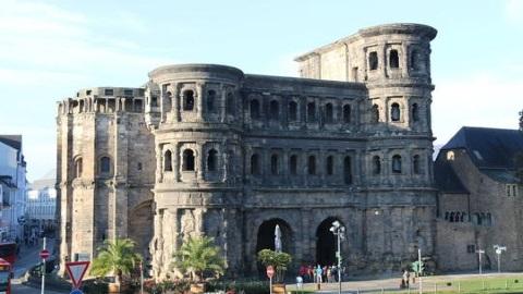 Trier - Römerbauten, Dom und Liebfrauenkirche
