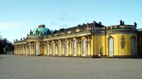 Schlösser und Parks in Potsdam und Berlin