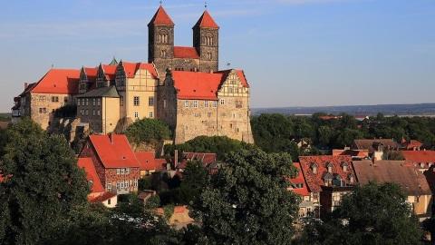 Die Altstadt von Quedlinburg