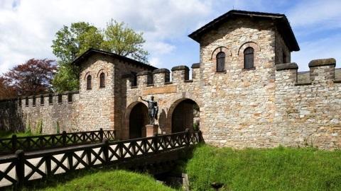 Der Limes- Grenzwall des Römischen Reiches