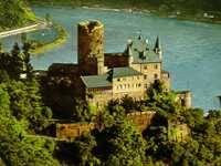 Rheintal Burg Kaub