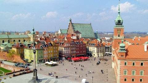Polen - Die Altstadt von Warschau