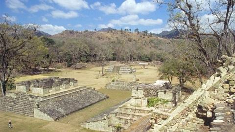 Honduras - Die Mayastadt Copán