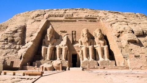 Ägypten - Die Felsentempel von Abu Simbel