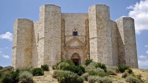 Italien - Castel del Monte