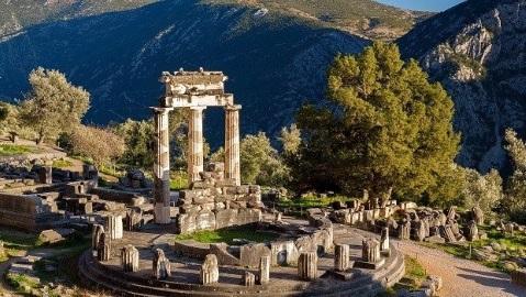 Griechenland - Das Orakel von Delphi
