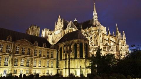 Frankreich - Die Kathedrale von Reims