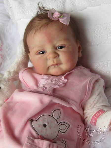 Reborn Wunschbaby Adoption Lebensechte Puppenunikate