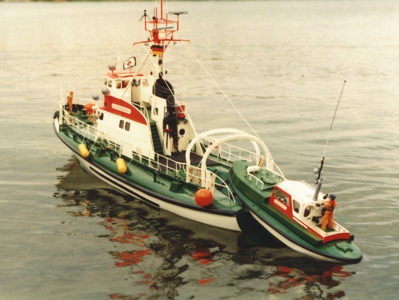 Seenotrettungskreuzer Adolph Bermpohl