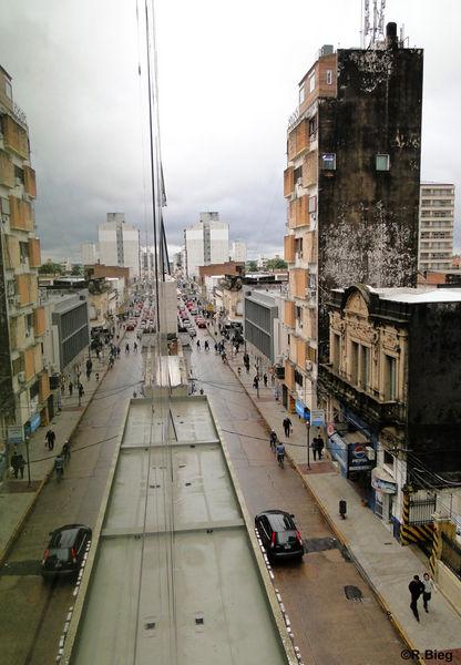 Corrientes-Stadt