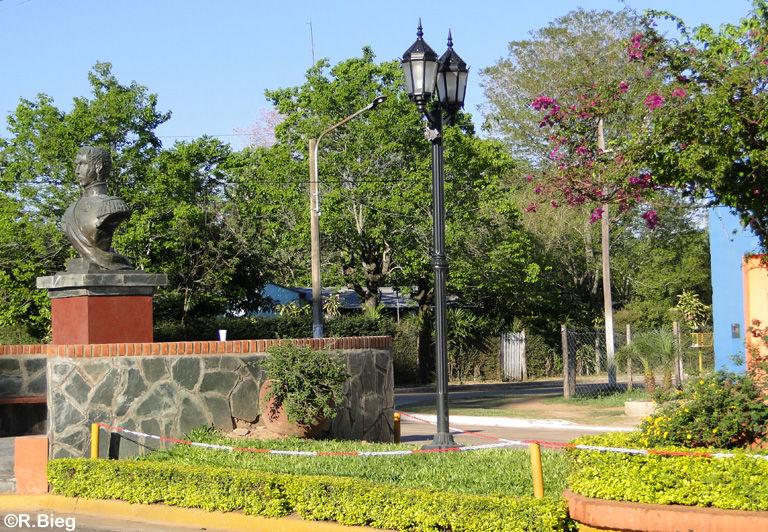 Der kleine Ort San Miguel