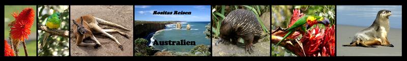Fotos Australien Banner