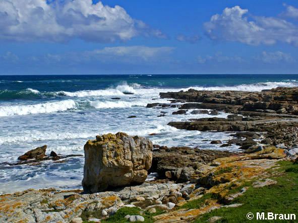 Landschaft am Cape Hope