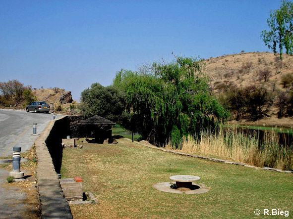 Der Daan Viljoen Wildpark