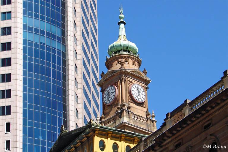 Alt und neu in der Innenstadt