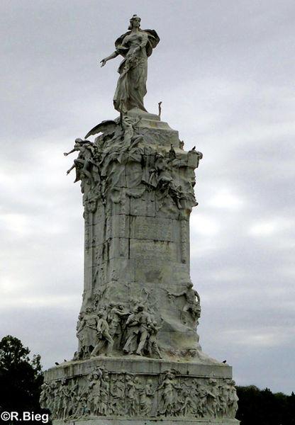 Denkmal in Palermo