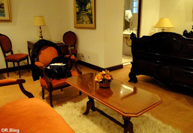 Grand Hotel - unsere Unterkunft