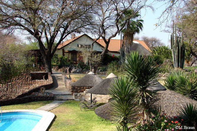Die Epako Game Lodge