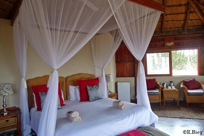 Unser Zimmer in Shayamoya