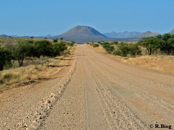 kurz vor Windhoek