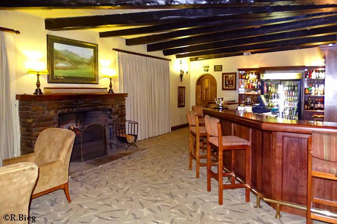 Die Hotelbar