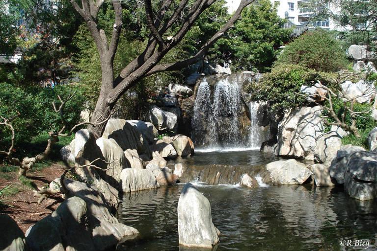 Im Chinesischen Garten, nahe Darling Harbour