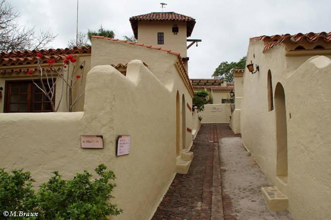 Das Hotel Casa do Sol