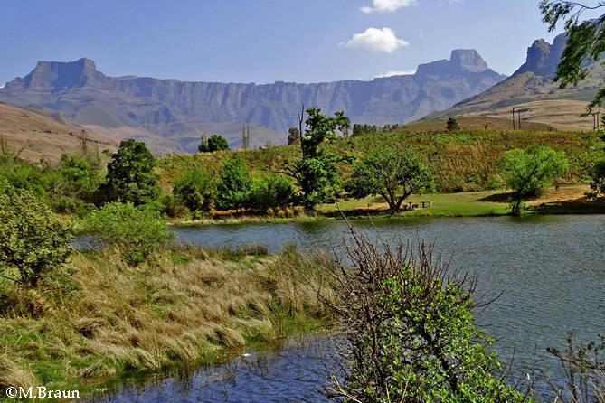 Im Royal Natal Nationalpark