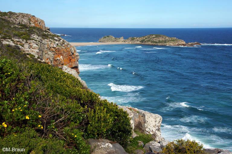 Blick auf Cape Seal