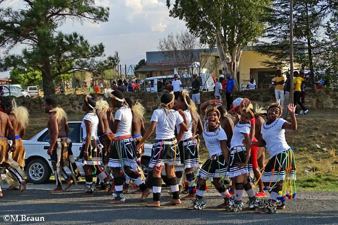 Heritage Day - ein großer Feiertag in Südafrika