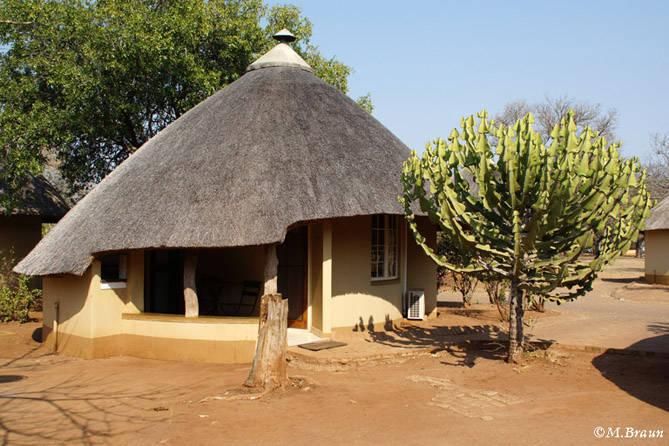 Das Chalet in Satara