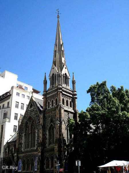 Die Kirche am Green Market Square
