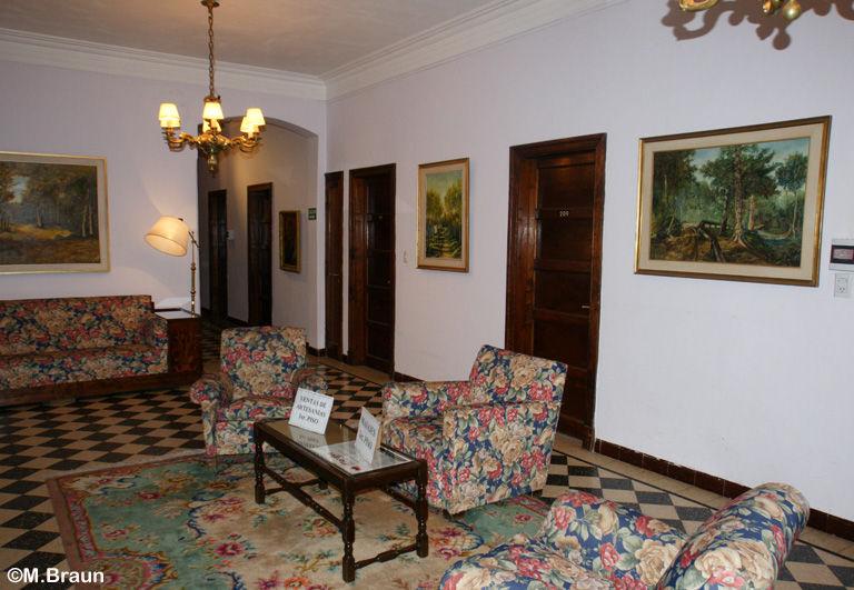 Grand Hotel in Concepción del Uruguay