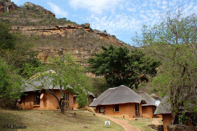Das Camp in Ithala