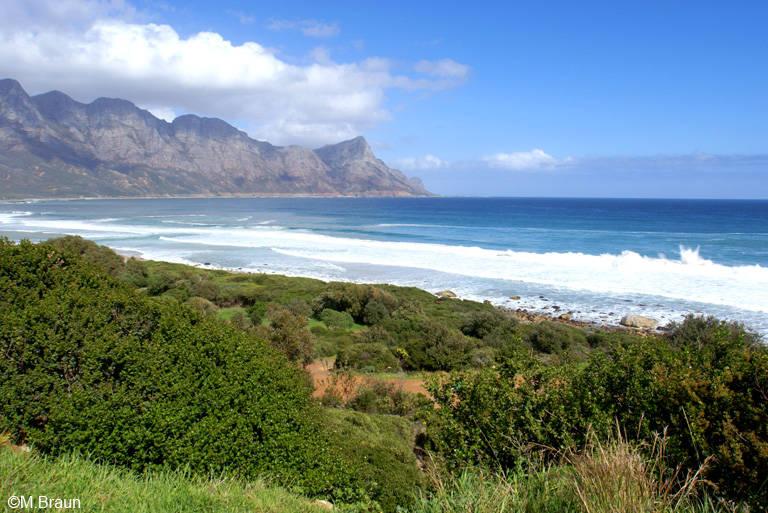 Landschaft nahe Bettys Bay